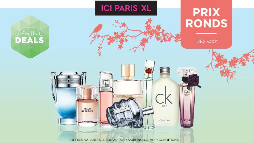Ici Paris Xl Spring City Concorde Shopping Center